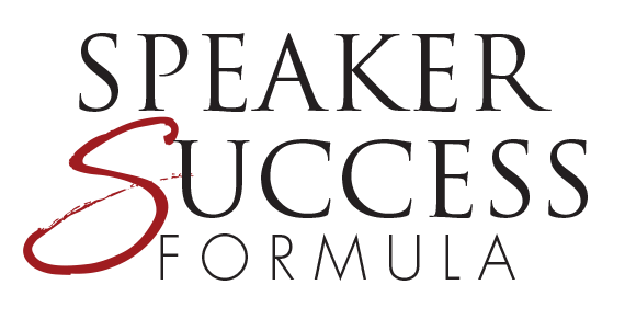 Speaker Success Formula